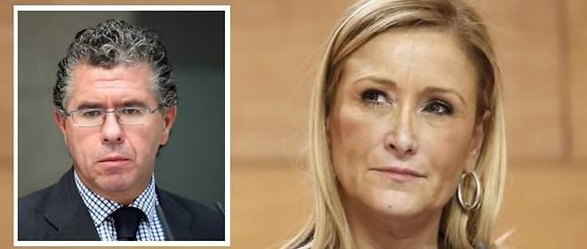 Cristina Cifuentes ya ha presentado la querella contra Granados