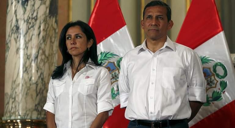 Fiscalía pide prisión preventiva para Ollanta Humala y Nadine Heredia