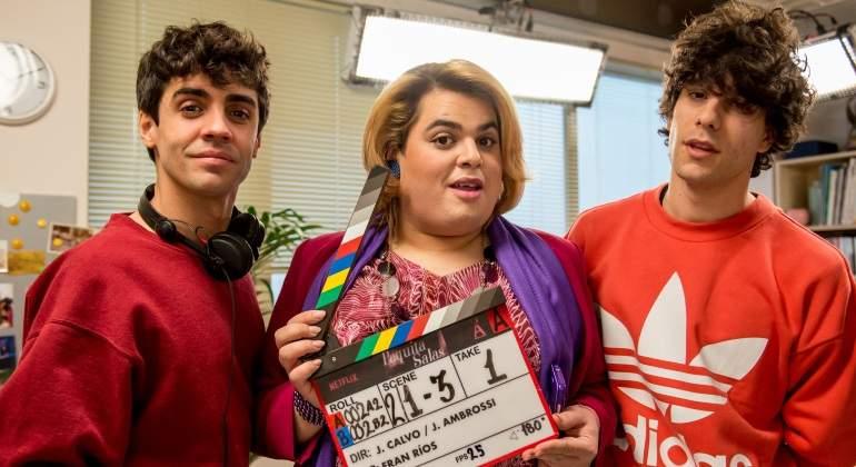 Ana Obregón, el fichaje bomba de Paquita Salas para Netflix