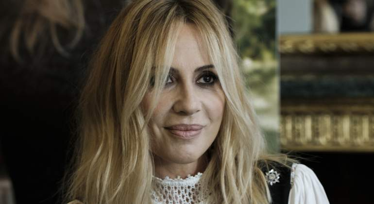 Marta Sánchez: Me iré tranquila a la tumba