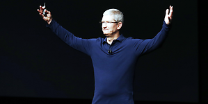 Apple trolea a Samsung con una tienda junto a su sede