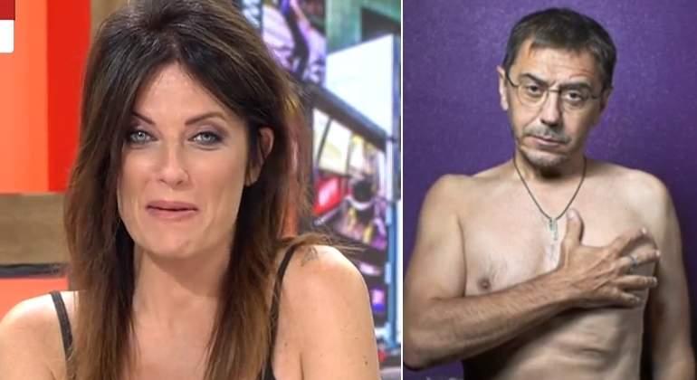 Noemí Merino De Gran Hermano Desnuda En La Portada De Interviú