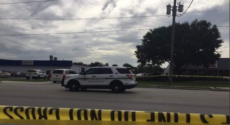 Alguacil confirma que cinco personas murieron en tiroteo en Orlando
