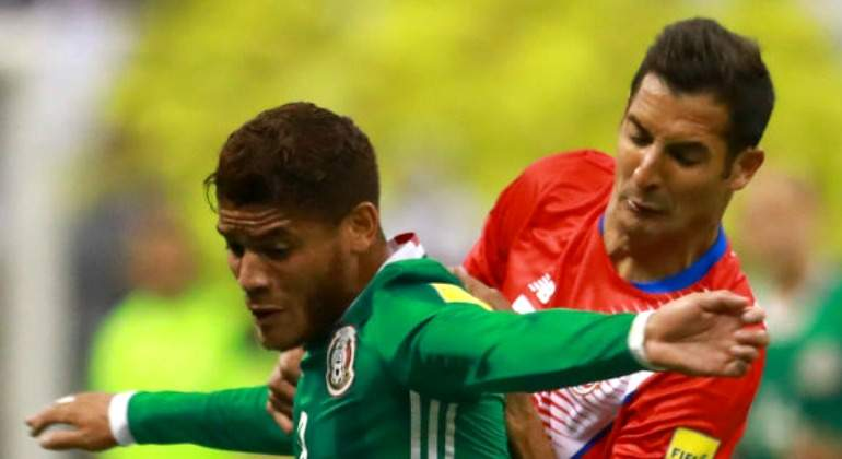 Costa Rica venció a Estados Unidos rumbo a Rusia 2018
