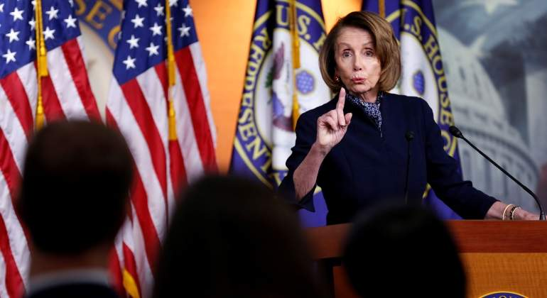 Nancy Pelosi ya no descarta hacer un impeachment contra Donald Trump