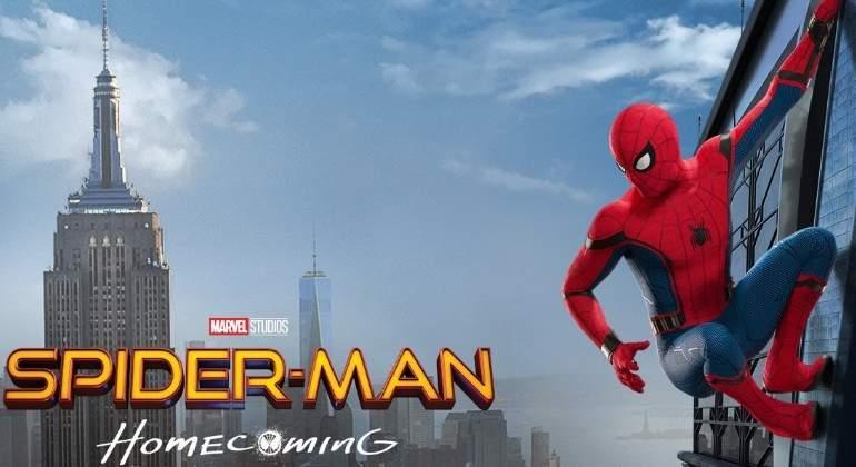 Spiderman domina los pocos estrenos de la semana