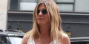 Jennifer Aniston rechaza las cenizas de su madre