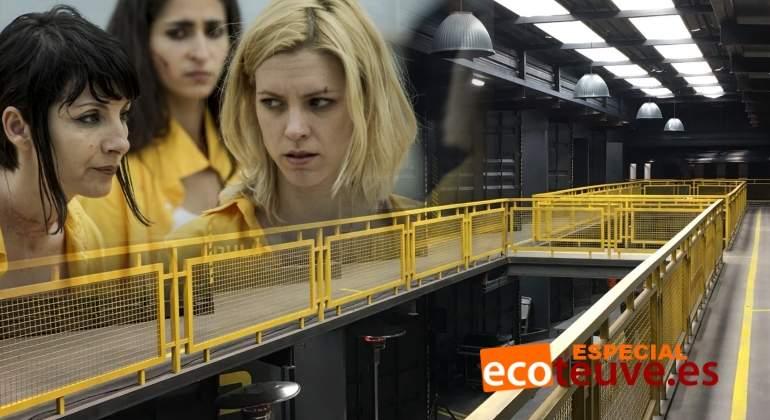 Cruz del Norte: entramos a la nueva cárcel de Vis a vis