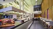 Restaurante Álbora: tanto para tapear buen jamón con Jerez como para degustar un menú estrella Michelin