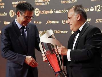 El Barcelona exige al TAD que abra expediente a Javier Tebas y a Competición