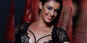 Blanca Romero posa sexy en lencería a sus 41