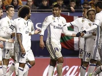 Once revalorizados y siete devaluados de la etapa de Zidane en el Real Madrid
