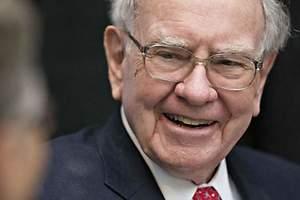 Diez frases históricas de Buffett