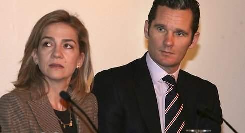 Infanta Cristina e Iñaki Urdangarin: del palacio a los juzgados