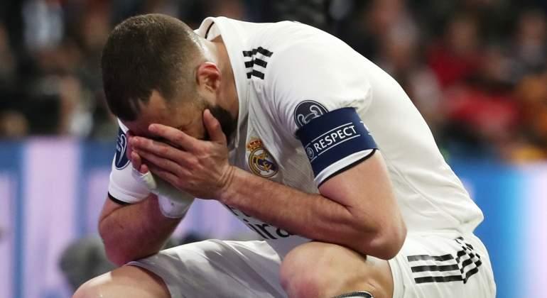 Debacle histórica del Real Madrid  cae goleado 1-4 ante el Ajax y se  despide de … 74f0cbc3a91d1