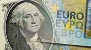 El euro frena su mala racha frente al dólar tras tocar mínimos de casi tres años