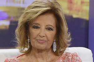 María Teresa Campos, hospitalizada tras sufrir una isquemia cerebral