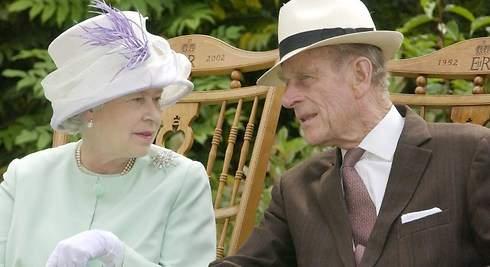 Felipe de Edimburgo, ingresado por una leve infección a sus 96 años