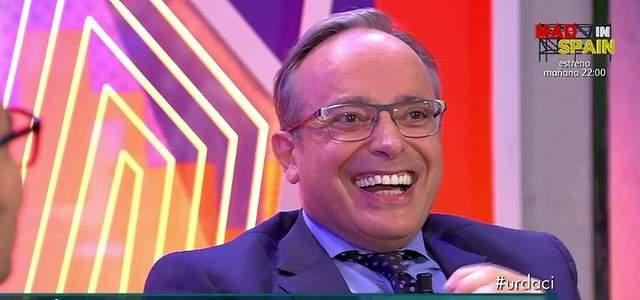 Alfredo Urdaci De joven fui comunista