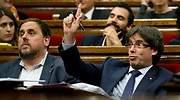Puigdemont busca aprovecharse de la decisión del TJUE sobre la inmunidad de Junqueras para poner patas arriba el escenario polít
