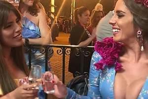 Anabel y su exuberancia de Feria