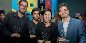 Toulouse Lautrec premió a las mejores series web peruanas