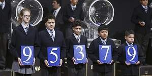 El 95379, un segundo premio de la Lotería del Niño que cae muy repartido