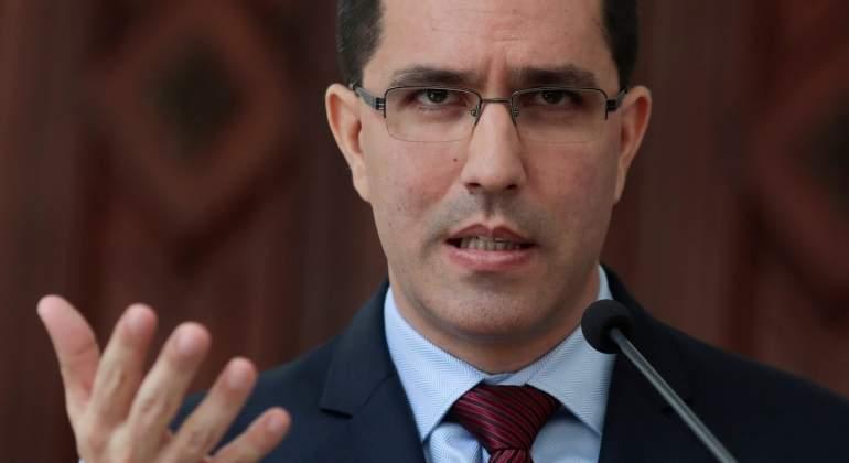 VENEZUELA: Canciller Arreaza se reunió con su homólogo francés