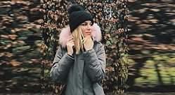 Edurne tiene el abrigo perfecto para combatir la ola de frío