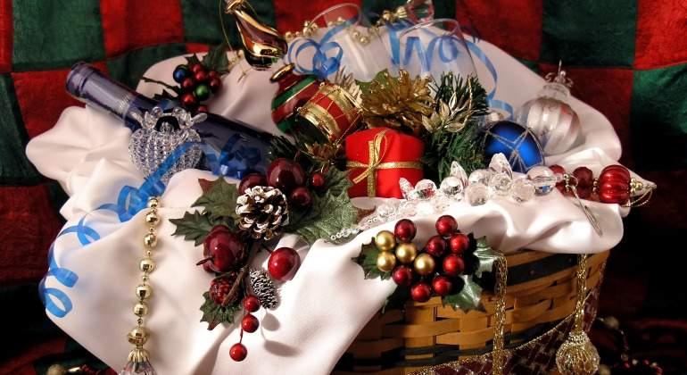 La cesta de Navidad debe mantenerse tras una fusión empresarial