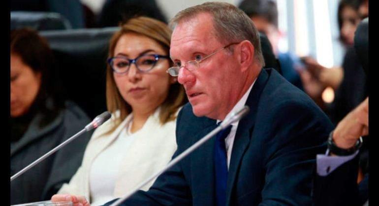 Directorio despide a sudafricano Robert Priday de la gerencia general — Grupo Gloria
