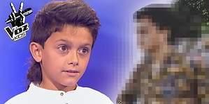 El increíble cambio físico de Raúl El Balilla (La Voz Kids)