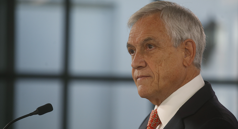 45% asegura que fideicomiso de Piñera no evitará conflictos de interés — Cadem