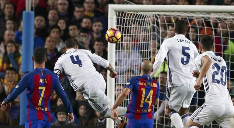 Al Real Madrid se le olvida volar: los goles de cabeza, inexistentes