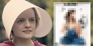 Elisabeth Moss calienta el regreso de The Handmaids