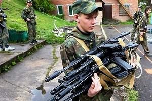 Venezuela fabricará Kalashnikovs