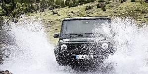 Mercedes-Benz Clase G 2018: el icono continúa su historia mejor aún