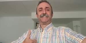 Santi Rodríguez recibe el alta tras recuperarse de un infarto