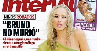 Perla, de Mujeres y Hombres y Viceversa, se desnuda en Interviú