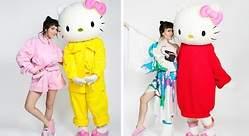 Maria Escoté: Hello Kitty es la gatita en la que se inspira