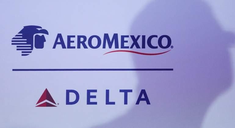 ACTUALIZA 1-Aeroméxico y Delta firman acuerdo de cooperación conjunta de carga