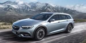 Opel Insignia Country Tourer: llega la versión con aires de SUV