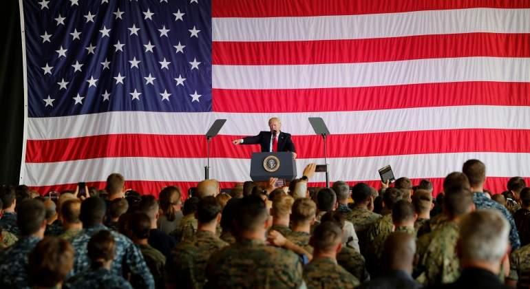 Trump y Mattis demandados por transexuales de las Fuerzas Armadas