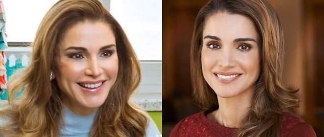 Rania de Jordania se pasa con el botox y les da un disgusto a sus fans