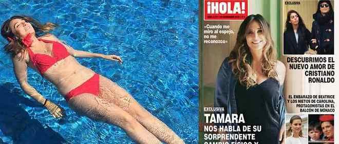 Tamara Falcó firma la paz con Hola y dice que seguirá trabajando con la revista
