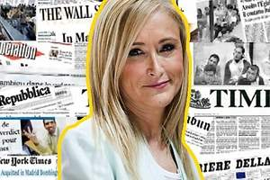 Cifuentes Goes To Hollywood