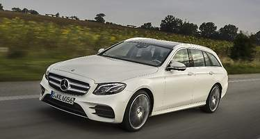 Mercedes Clase E Estate: capacidad refinada