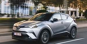 Toyota C-HR: un SUV híbrido que rompe moldes