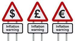 La vuelta de la inflación podría ser la gran sorpresa del año para los mercados