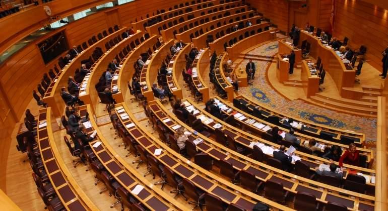 Los 27 senadores del artículo 155